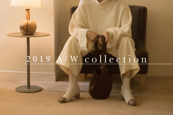 2019 autumn / winter collection
