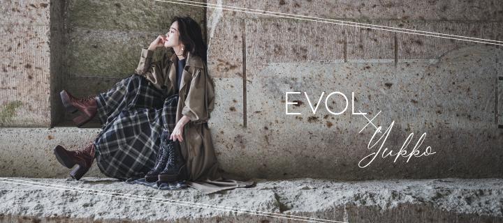 EVOL×Yukko 第5弾 ついに9月25日発売!!